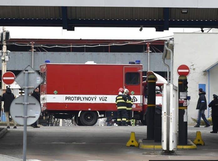 На хімзаводі в Чехії прогримів вибух