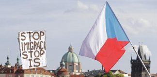 чехи бояться іммігрантів