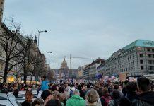 демонстрація проти бабиша