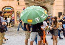 екскурсоводи Праги