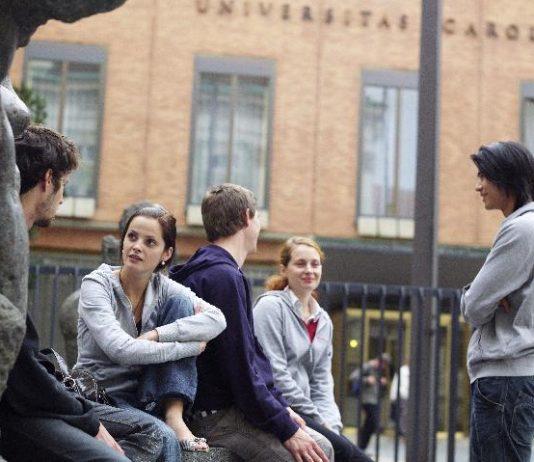студенти в чехії
