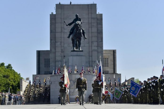 день перемоги в чехії
