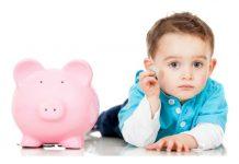 Скільки грошей чехи відкладають на для дітей