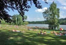 в яких водоймах чехії можна купатись
