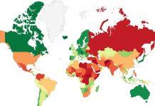світовий індекс миролюбності