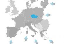 міграція в чехію