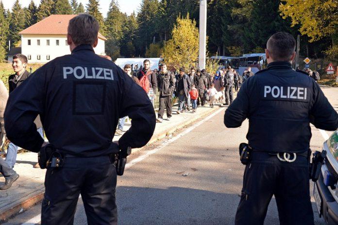 недегальні мігранти з чехії до німеччини