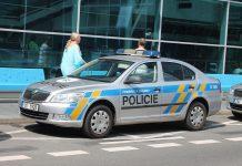 поліція в чехії