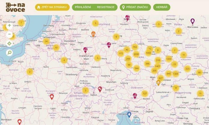 безкоштовні фрукти в чехії