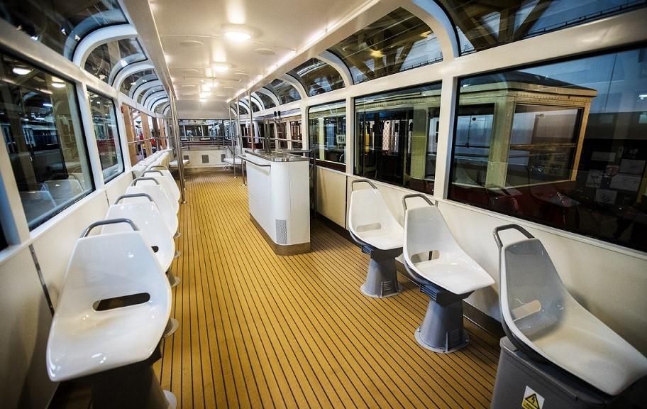 дизайнерський трамвай Tatra