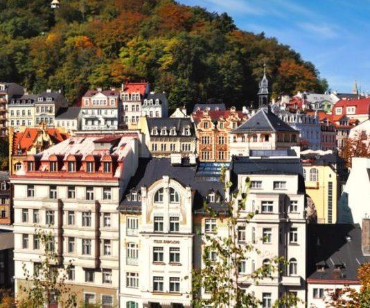 будівництво в чехії