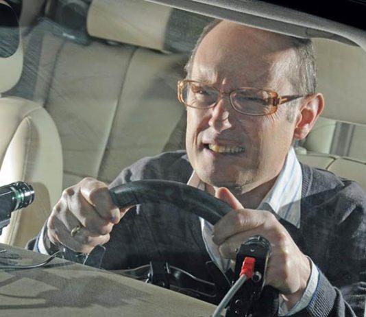 перевірка зору водіїв