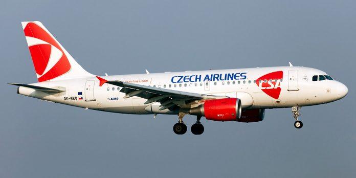 рейс Прага-Одеса