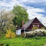 дачі та котеджі у чехії
