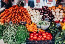 ціни на овочі в чехії