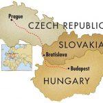чехи можуть відвідувати словачину та угорщину